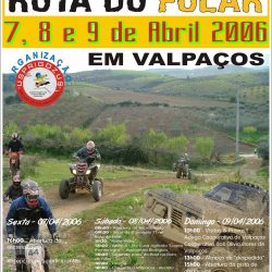 CARTAZ III RAID NA ROTA DO FOLAR 2006