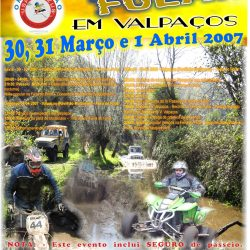CARTAZ IV RAID NA ROTA DO FOLAR 2007