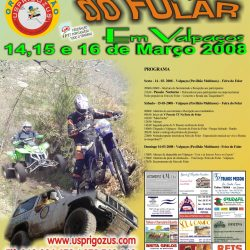 CARTAZ V RAID NA ROTA DO FOLAR 2008