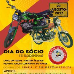 CARTAZ - I PASSEIO CINQUENTINHAS 2017